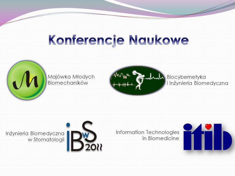 Information Technologies in Biomedicine Biocybernetyka i Inżynieria Biomedyczna Majówka Młodych Biomechaników Inżynieria Biomedyczna w Stomatologii