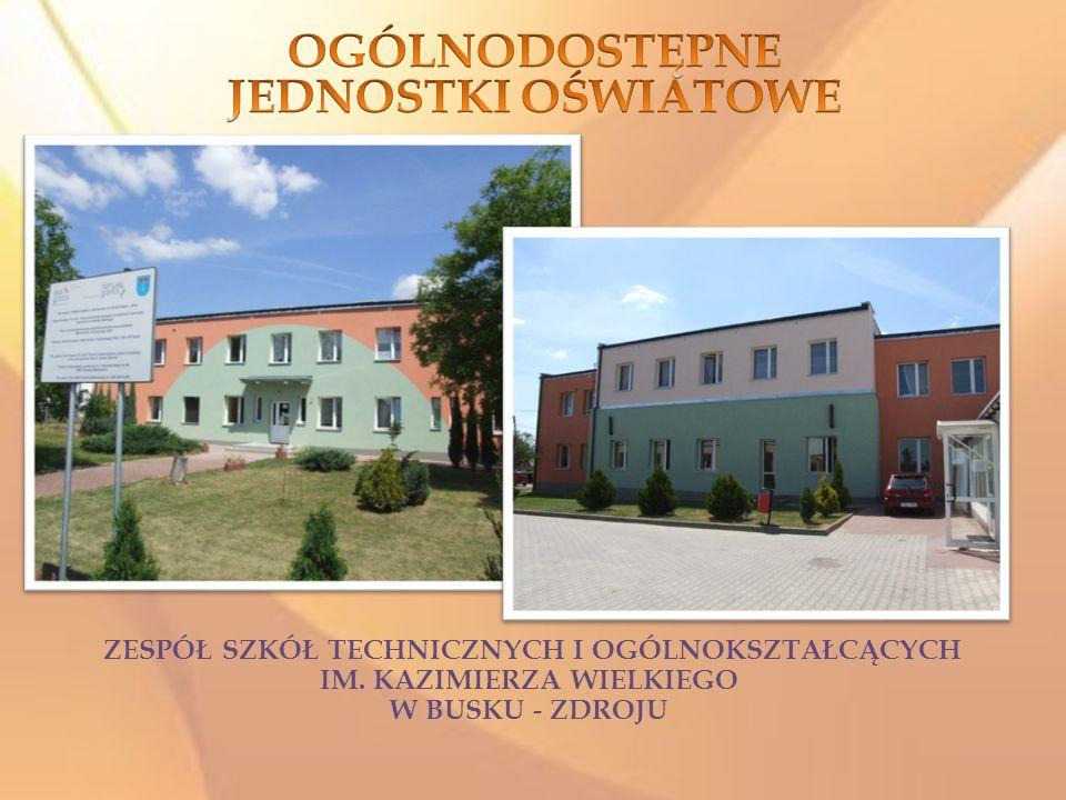 Specjalny Ośrodek Szkolno – Wychowawczy w Busku – Zdroju
