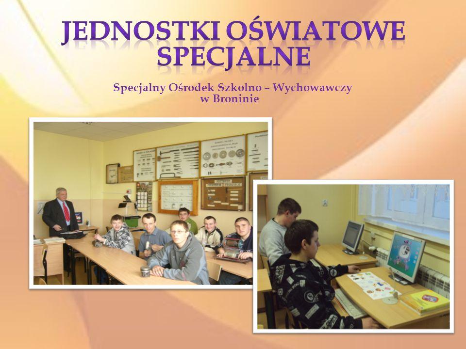 Specjalny Ośrodek Szkolno – Wychowawczy w Broninie
