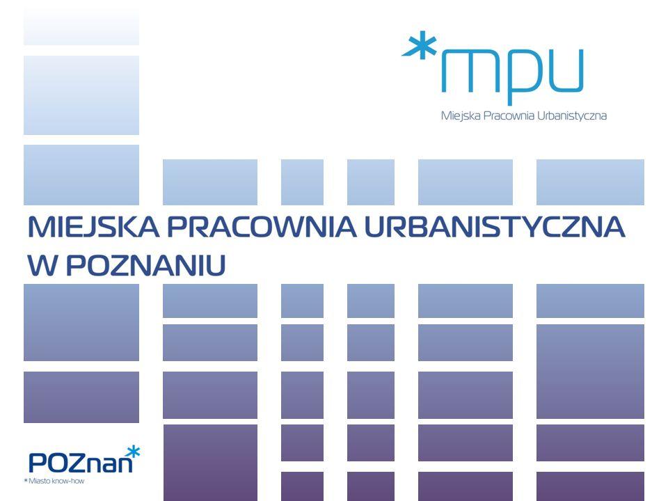opracowywanie projektów miejscowych planów zagospodarowania przestrzennego dla miasta Poznania i ich zmian oraz prowadzenie procedury formalno-prawnej z tym związanej, opracowywanie projektu studium uwarunkowań i kierunków zagospodarowania przestrzennego dla miasta Poznania i jego zmian oraz prowadzenie procedury formalno-prawnej z tym związanej, wydawanie opinii urbanistycznych dla potrzeb jednostek Miasta Poznania, koordynacja opracowań planistycznych wykonywanych poza Pracownią, wykonywanie badań, studiów, analiz z zakresu zagospodarowania przestrzennego miasta Poznania oraz gmin Województwa Wielkopolskiego, mogących mieć wpływ na zagospodarowanie miasta Poznania, wykonywanie prognoz skutków finansowych uchwalenia planów miejscowych, prognoz oddziaływania na środowisko, opracowań ekofizjograficznych prowadzenie przed sądami administracyjnymi w imieniu Miasta Poznania spraw z zakresu uchwał Rady Miasta Poznania dotyczących zagospodarowania przestrzennego, opracowywanie wytycznych dla konkursów architektoniczno – urbanistycznych, opiniowanie prac konkursowych, współpraca z uczelniami wyższymi (np.