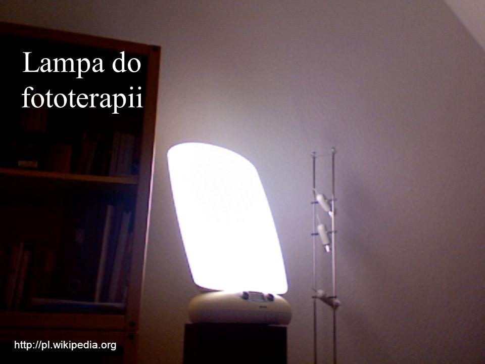 Lampa do fototerapii