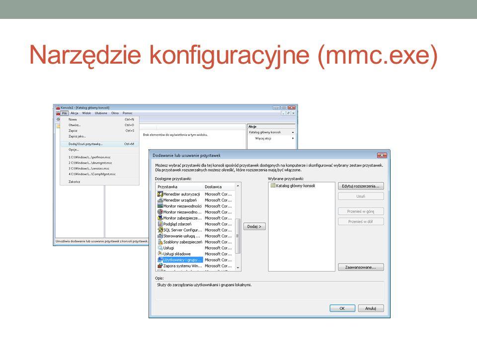 mmc.exe (cd)