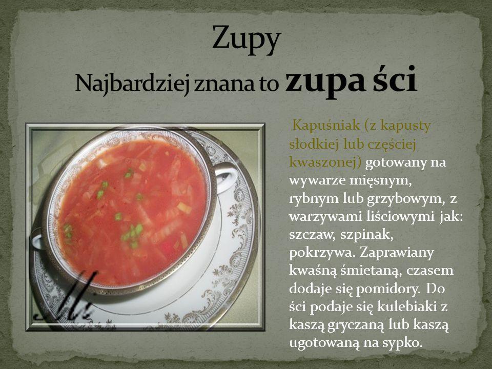 30 dag kiszonej kapusty 3 duże ziemniaki 1 duża cebula 1 marchewka kiełbasa - ok.