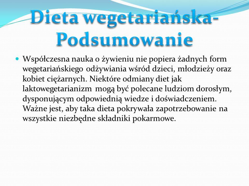 http://dobrydietetyk.pl/czytelnia/77/wegetarianizm/ http://zdrowie.onet.pl/newsy/zalety-diety- wegetarianskiej,1,3676393,artykul.html http://zdrowie.onet.pl/newsy/zalety-diety- wegetarianskiej,1,3676393,artykul.html http://www.nto.pl/apps/pbcs.dll/article?AID=/20091123/OPOLANKA03/74449 5156 http://www.nto.pl/apps/pbcs.dll/article?AID=/20091123/OPOLANKA03/74449 5156 http://www.sciaga.pl/tekst/84392-85-dieta_wegetarianska_plusy_i_minusy http://pl.wikipedia.org/wiki/Wegetarianizm http://www.google.pl/search?q=cytryna&hl=pl&biw=1680&bih=835&prmd=im vns&source=lnms&tbm=isch&ei=bOG_ToWbDY_qOZeahcEB&sa=X&oi=mode _link&ct=mode&cd=2&ved=0CBAQ_AUoAQ http://www.google.pl/search?q=cytryna&hl=pl&biw=1680&bih=835&prmd=im vns&source=lnms&tbm=isch&ei=bOG_ToWbDY_qOZeahcEB&sa=X&oi=mode _link&ct=mode&cd=2&ved=0CBAQ_AUoAQ http://www.google.pl/search?q=cytryna&hl=pl&biw=1680&bih=835&prmd=im vns&source=lnms&tbm=isch&ei=bOG_ToWbDY_qOZeahcEB&sa=X&oi=mode _link&ct=mode&cd=2&ved=0CBAQ_AUoAQ http://www.google.pl/search?q=cytryna&hl=pl&biw=1680&bih=835&prmd=im vns&source=lnms&tbm=isch&ei=bOG_ToWbDY_qOZeahcEB&sa=X&oi=mode _link&ct=mode&cd=2&ved=0CBAQ_AUoAQ http://www.biomedical.pl/dieta/dieta-wegetarianska-501.html http://kobieta.interia.pl/zdrowie/profilaktyka/news/dieta-wegetarianska-jest- bezpieczna,1588255,1653