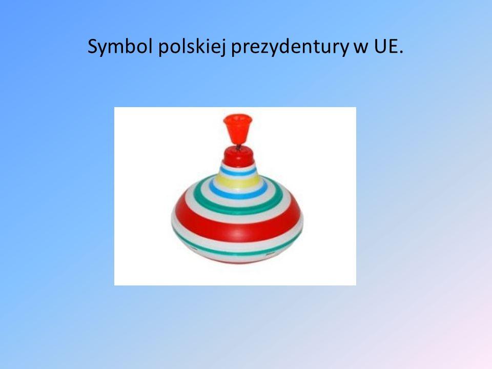 Symbol polskiej prezydentury w UE.