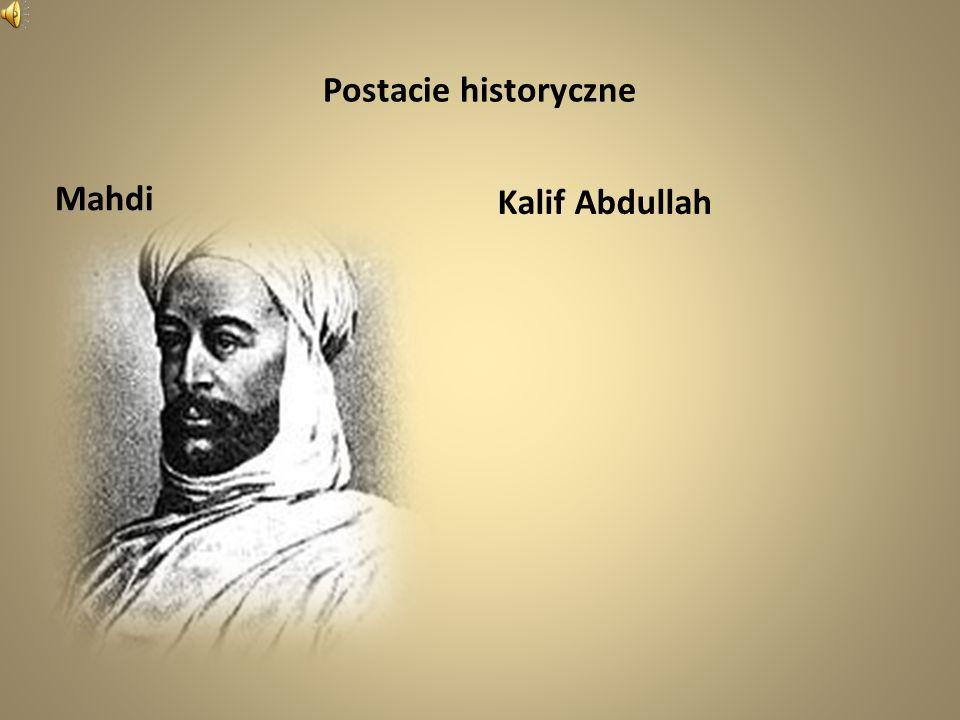 Akcja utworu toczy się w latach 1884 (kilka dni przed świętami Bożego Narodzenia) – 1885 (powstanie sudańskie pod dowództwem Mahdiego), w Afryce. Akcj