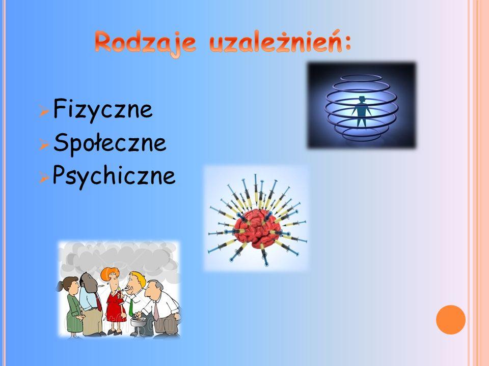 Uzależnienie to choroba, która utrudnia prawidłowe funkcjonowanie psychiczne, fizyczne i społeczne. Osoba uzależniona najczęściej nie zdaje sobie spra
