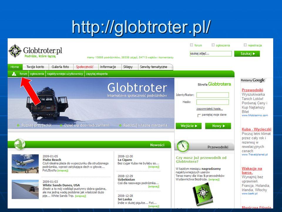 http://globtroter.pl/