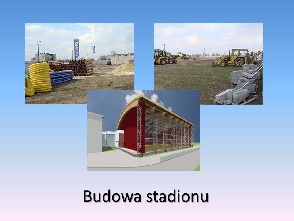 Budowa boisk przy szkołach Nowe obiekty sportowe, które zostały wybudowane w ramach rządowego programu Moje Boisko - Orlik 2012.