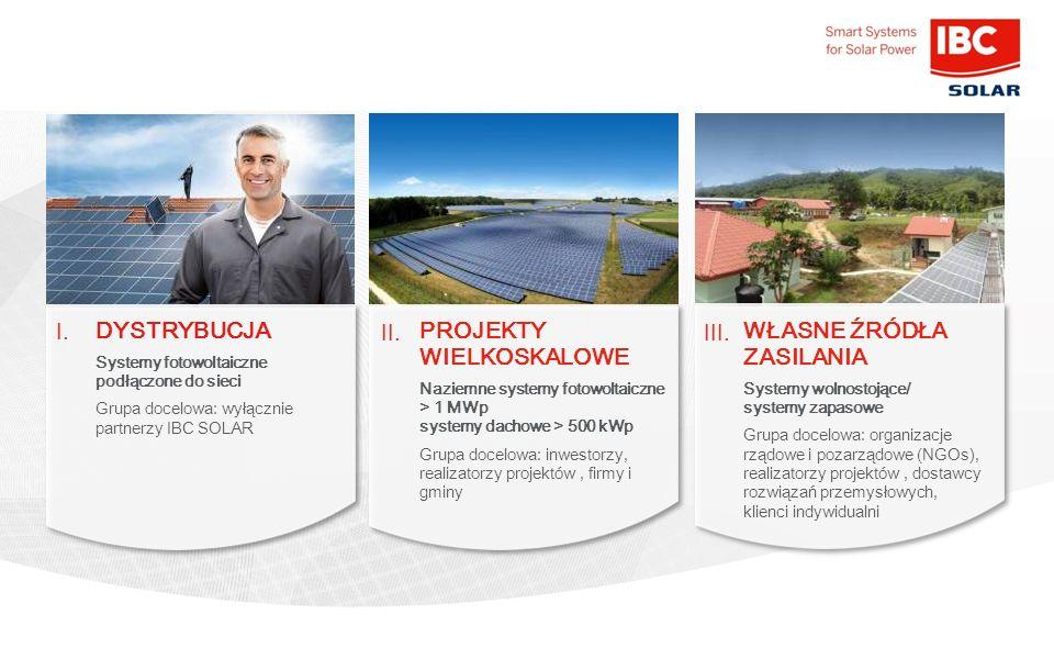 Smart Systems for Solar Power by IBC SOLAR MARKOWE PRODUKTY