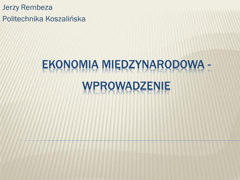 Jerzy Rembeza Politechnika Koszalińska
