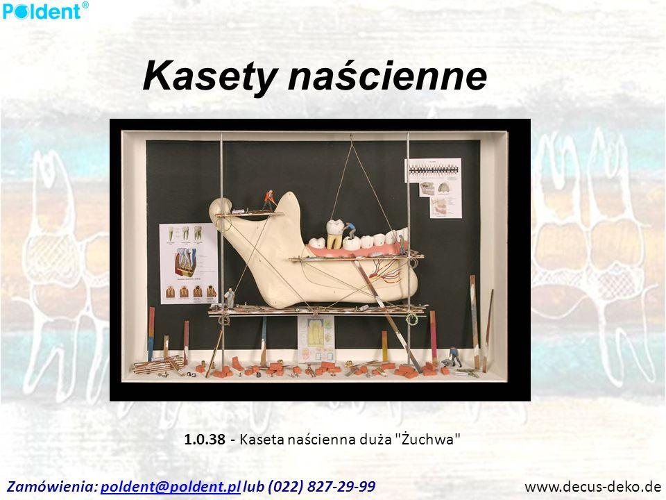 Kasety naścienne www.decus-deko.de 1.0.38 - Kaseta naścienna duża