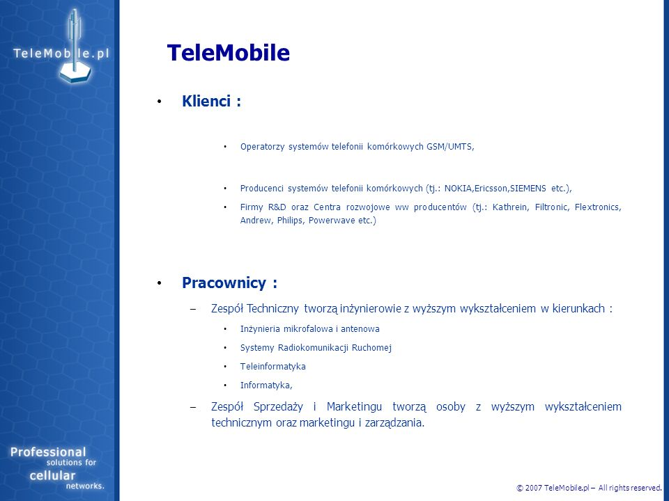 © 2007 TeleMobile.pl – All rights reserved.