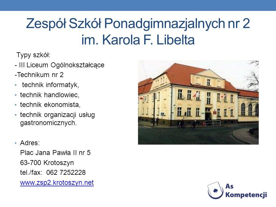 Zespół Szkół Ponadgimnazjalnych nr 3 im.