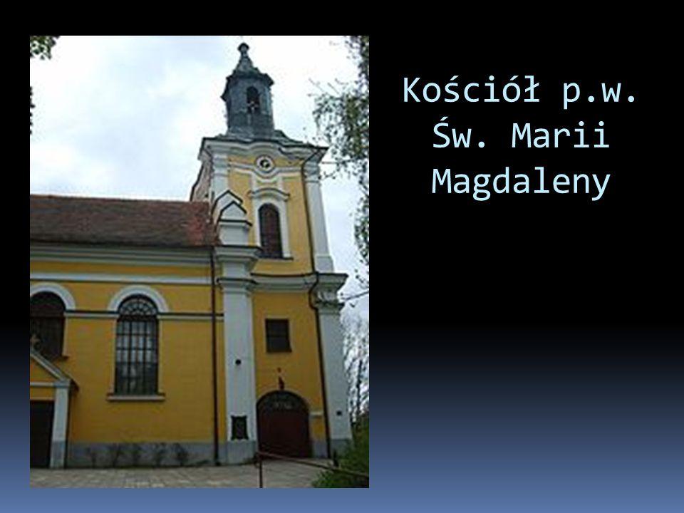 Najważniejsze zabytki Jaraczewa Od północy do Jaraczewa przylega Chytrowo - dawniej oddzielał wieś - z dworem z 1813 roku.