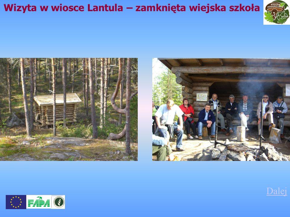 Wizyta w wiosce Lantula – zamknięta wiejska szkoła Dalej
