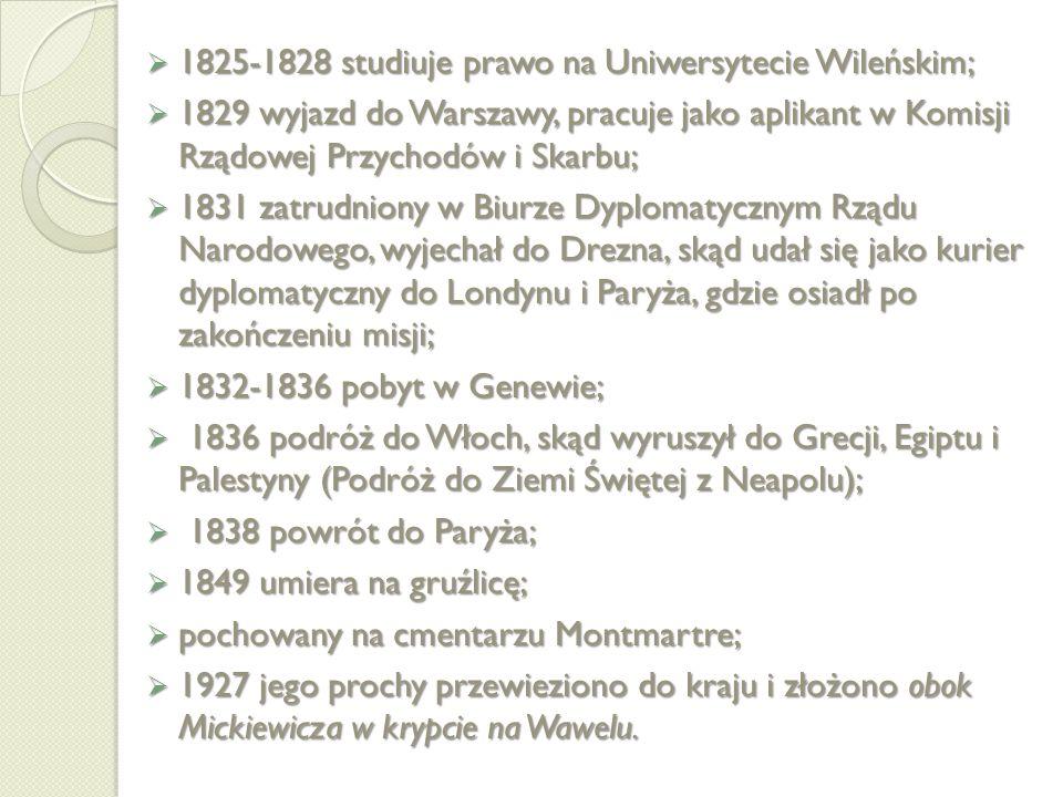 TWÓRCZOŚĆ DRAMATY: Balladyna; Sen srebrny Salomei Horsztyński , Lilla Weneda; Fantazy