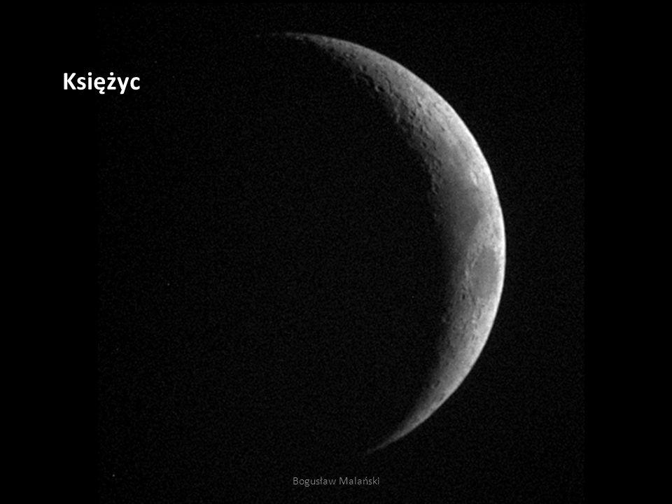 Księżyc Bogusław Malański