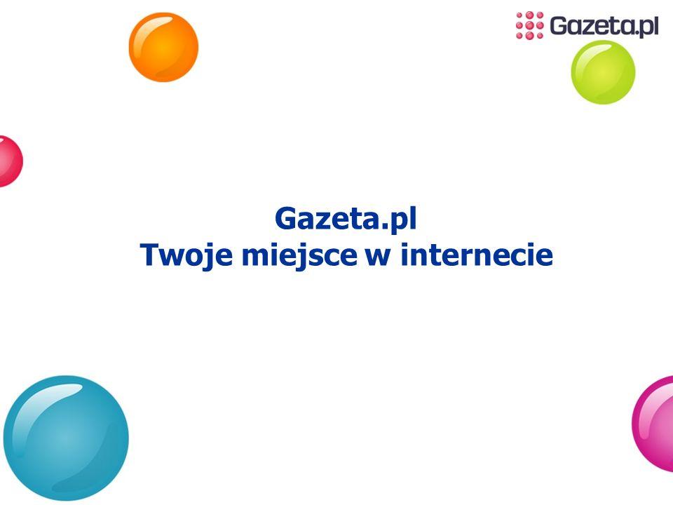 Gazeta.pl Twoje miejsce w internecie