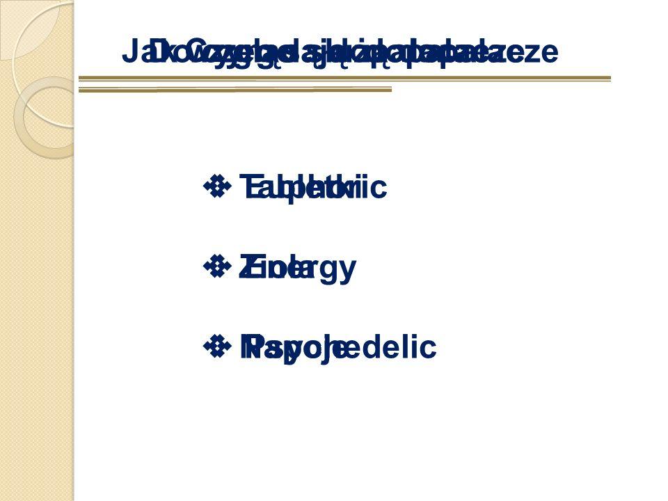 Czym są dopalacze Euphoric Energy Psychedelic Tabletki Zioła Napoje Do czego służą dopalaczeJak wyglądają dopalacze