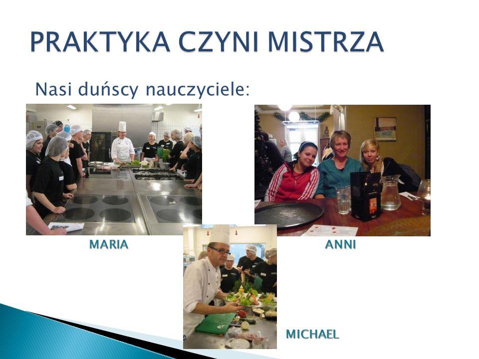 Nasi duńscy nauczyciele: MARIAANNI MICHAEL