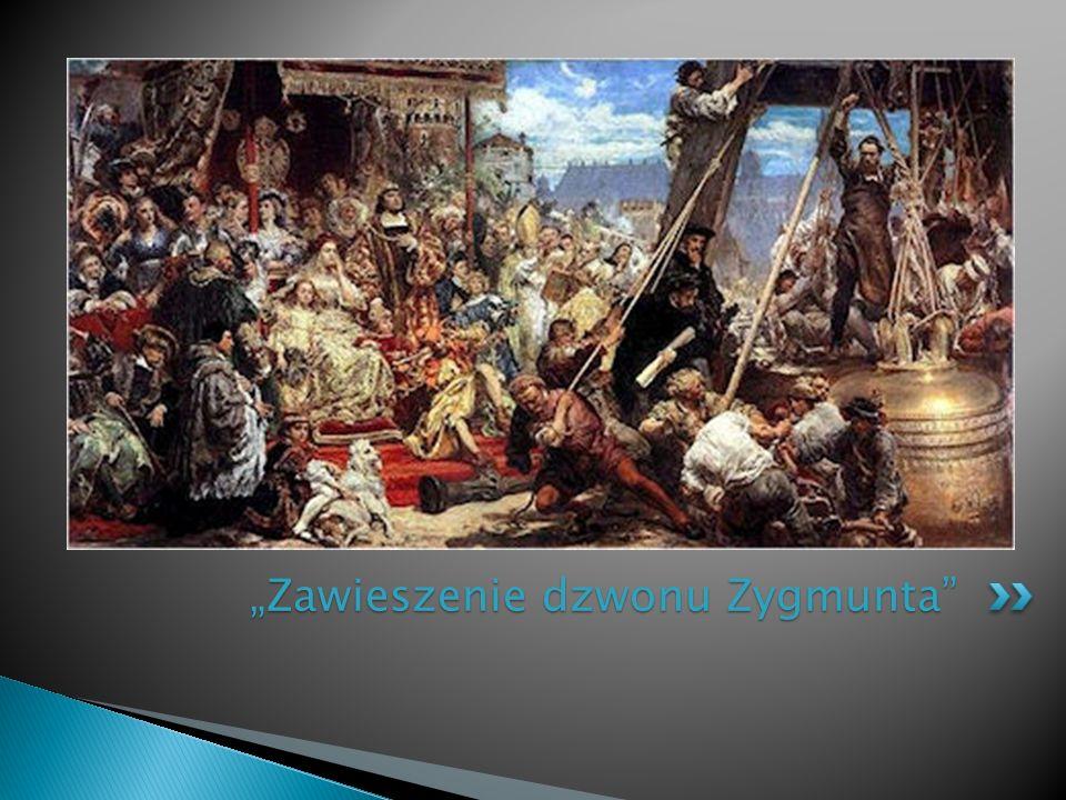 Zawieszenie dzwonu Zygmunta