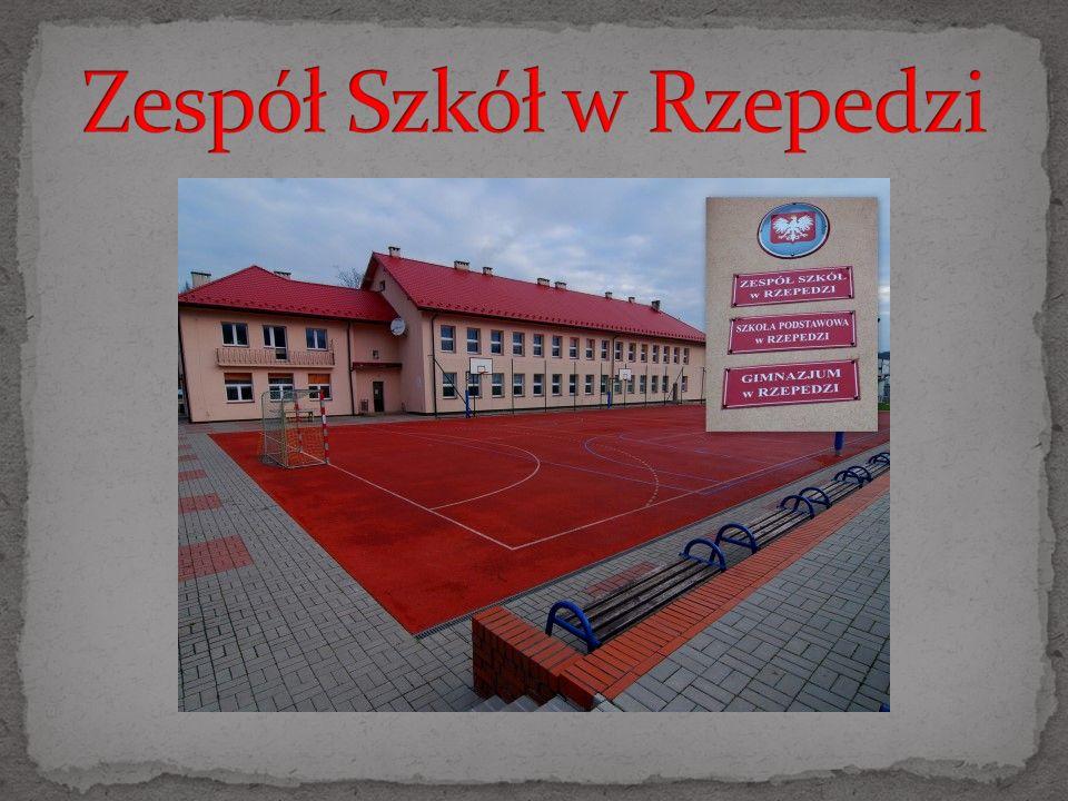 Gdy w 1959 roku rozpoczęto budowę Zakładów Drzewnych w Rzepedzi, równocześnie podjęto decyzję o budowie szkoły.