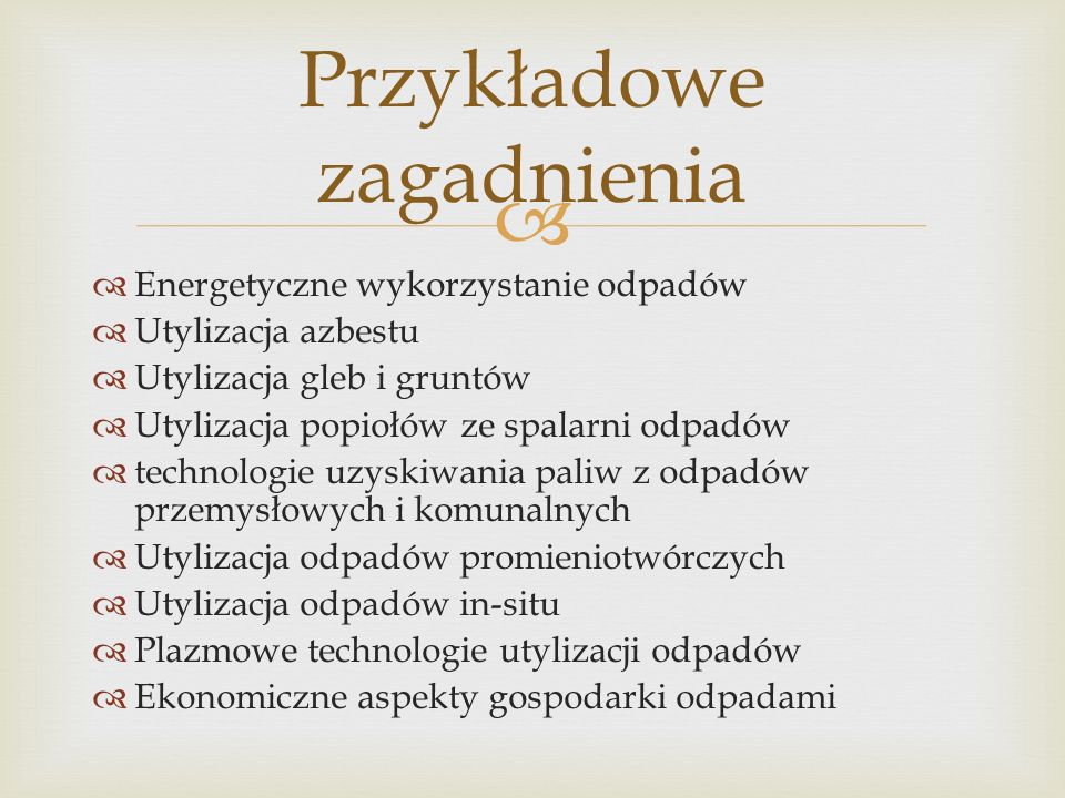 Czyste technologie energetyczne to przede wszystkim systemy umożliwiające przetwarzanie np.