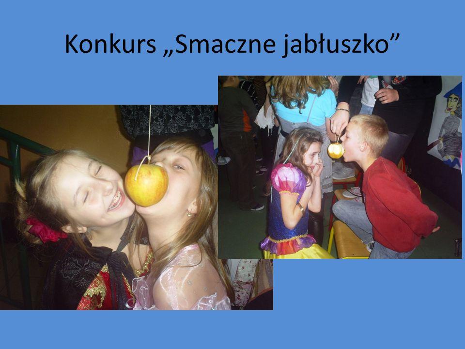 Konkurs Smaczne jabłuszko