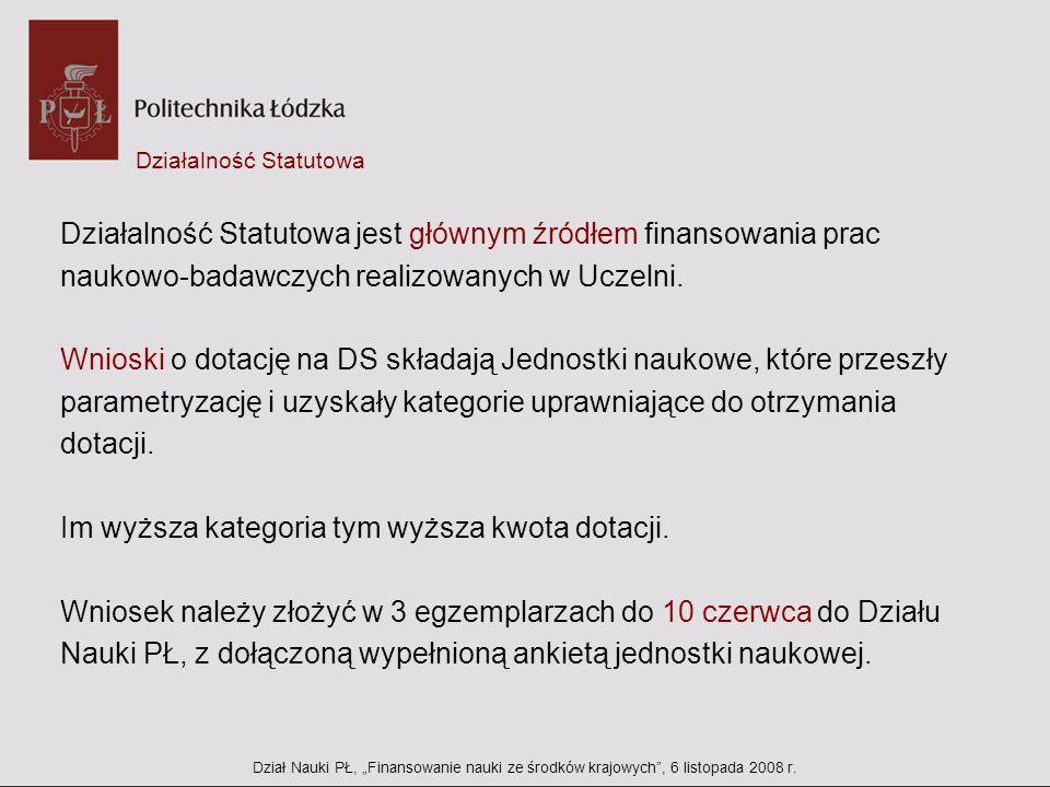 Serdecznie zapraszamy na spotkanie z przedstawicielem Fundacji na rzecz Nauki Polskiej, które odbędzie się 13 listopada 2008r.