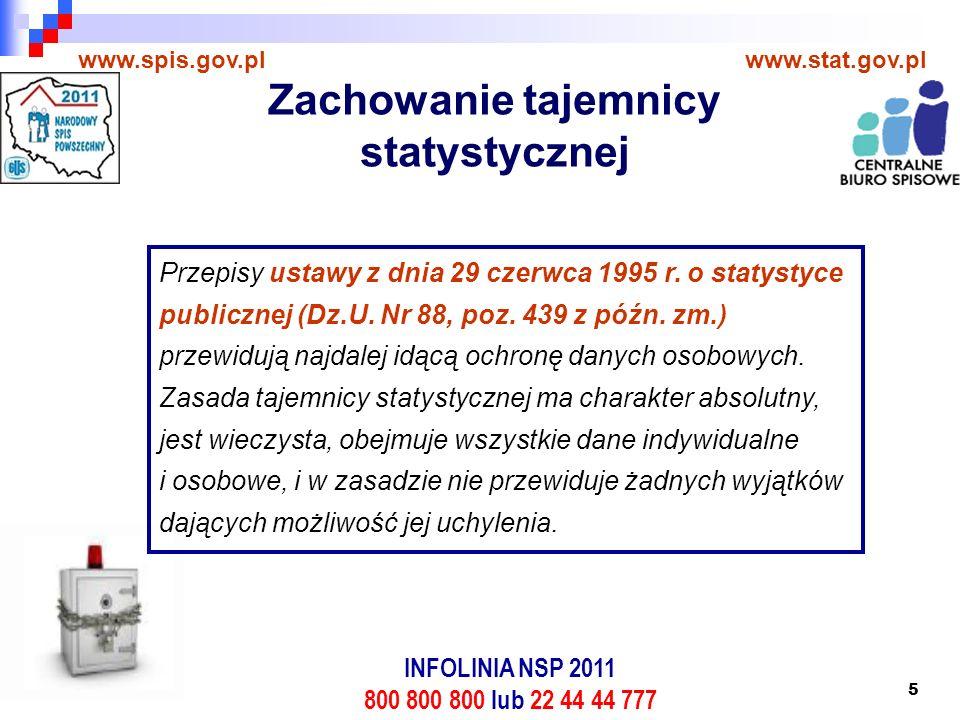 6 www.spis.gov.plwww.stat.gov.pl Dane zagregowane – to dane zbiorcze zsumowane lub zestawione w określone wielkości dla danej zbiorowości, struktury organizacyjnej, instytucji, obszaru np.