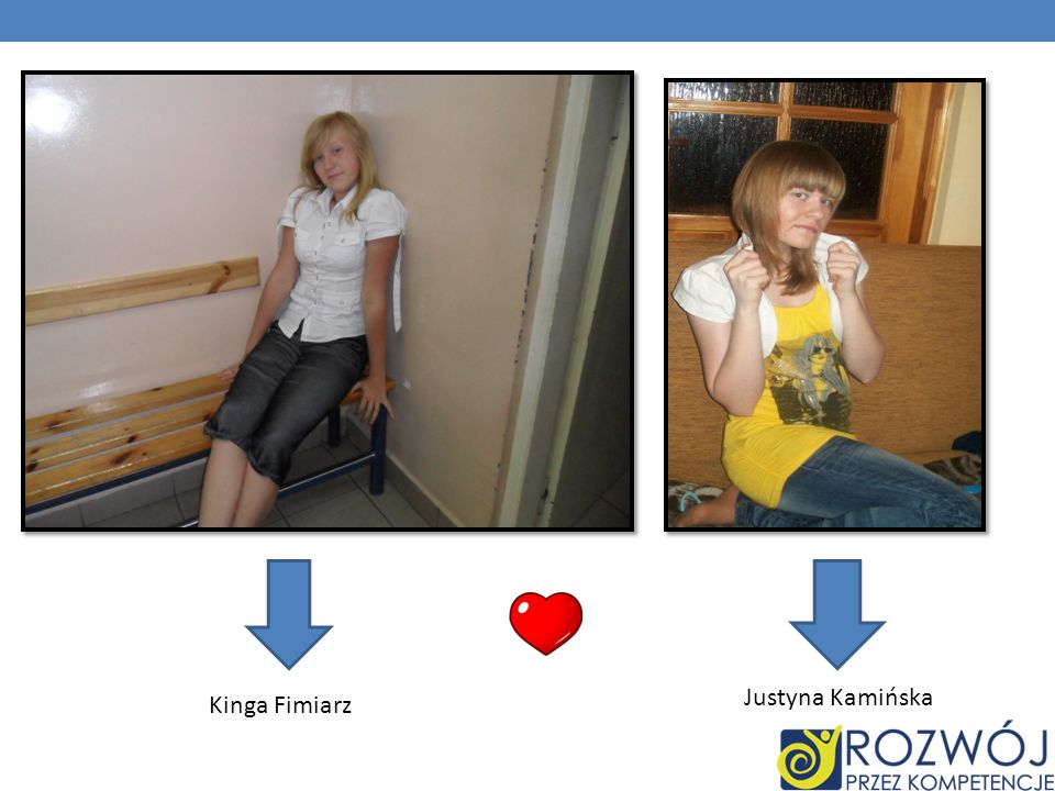 Kinga Fimiarz Justyna Kamińska