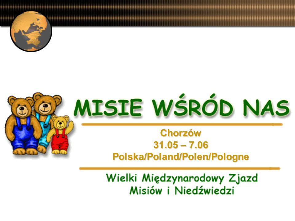 Chorzów 31.05 – 7.06 Polska/Poland/Polen/Pologne