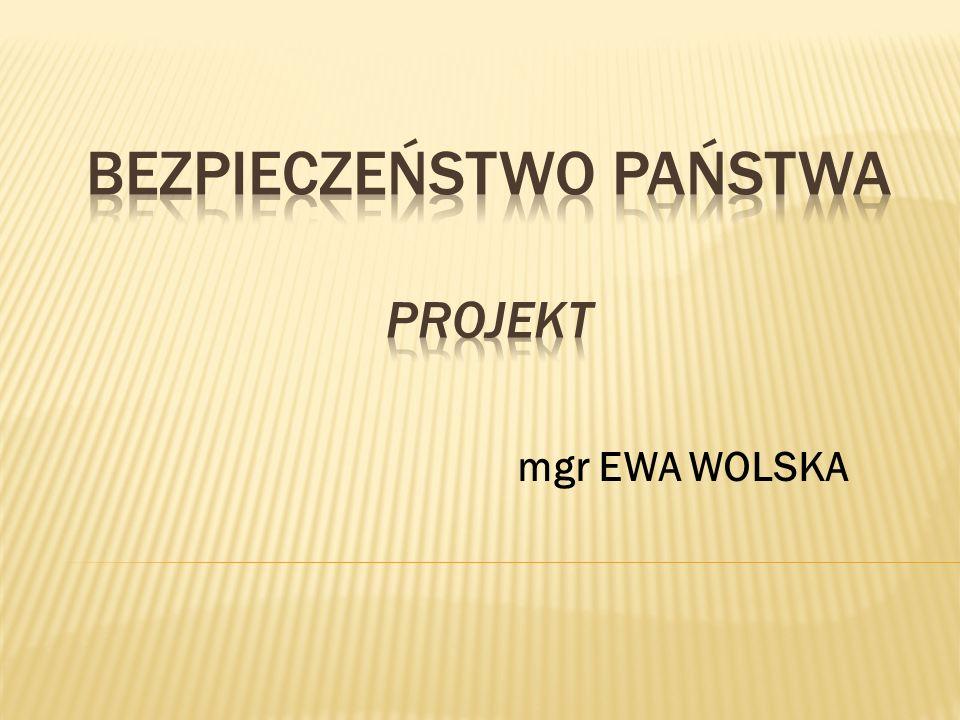mgr EWA WOLSKA