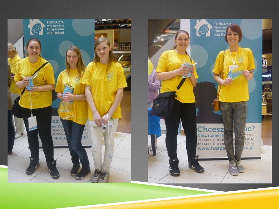 13.06.2012 – jedną z akcji wolontariatu było wsparcie organizatorów konkursu Panoramix Wrocławski.