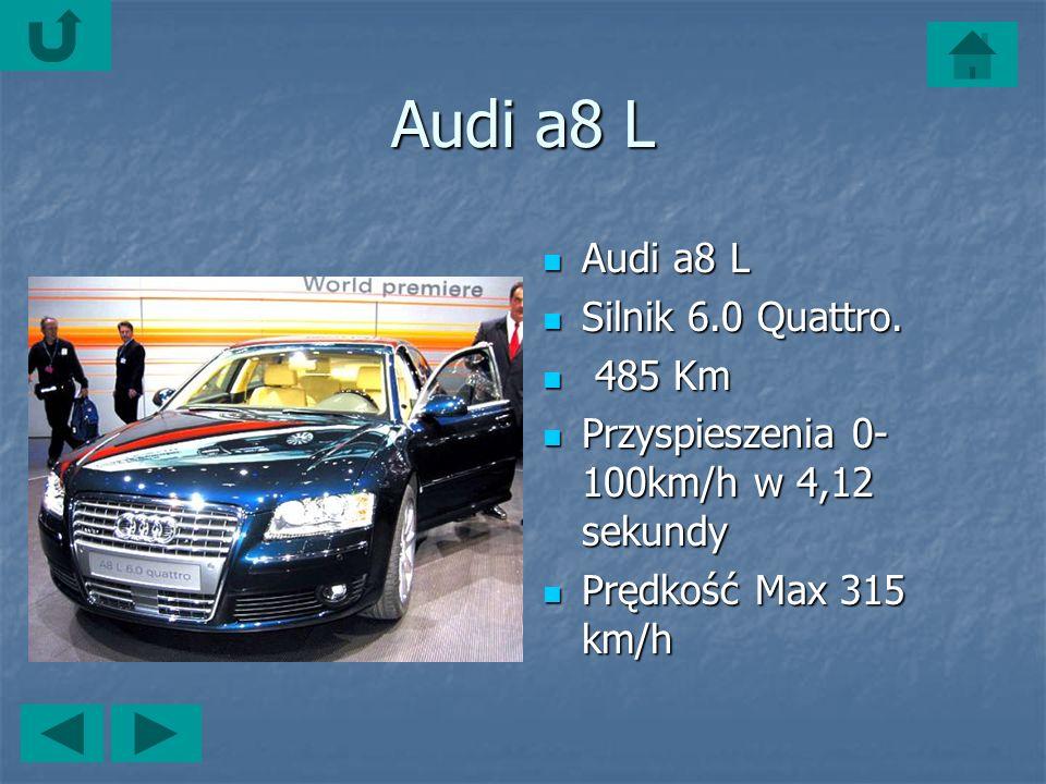 Audi a8 L Audi a8 L Audi a8 L Silnik 6.0 Quattro. Silnik 6.0 Quattro.