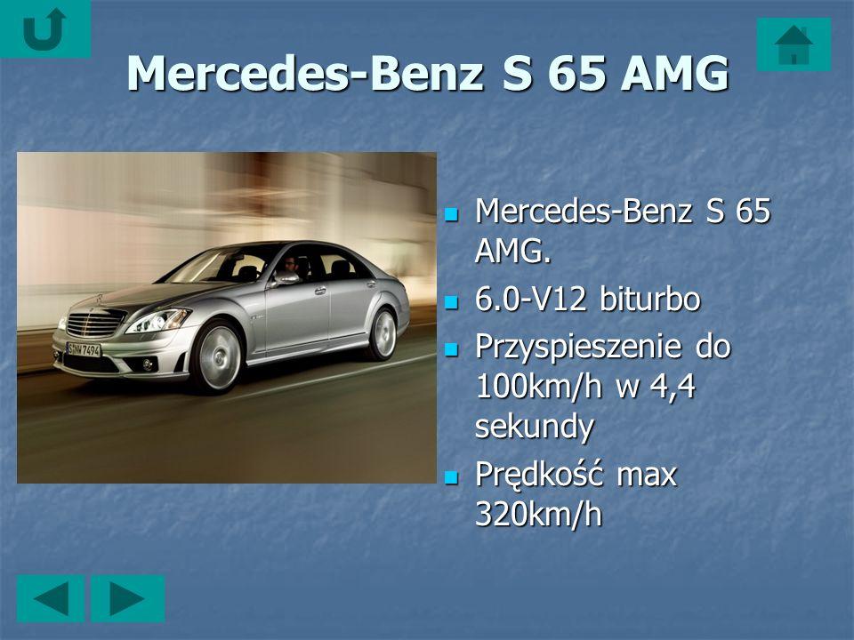 Mercedes-Benz S 65 AMG Mercedes-Benz S 65 AMG. Mercedes-Benz S 65 AMG.