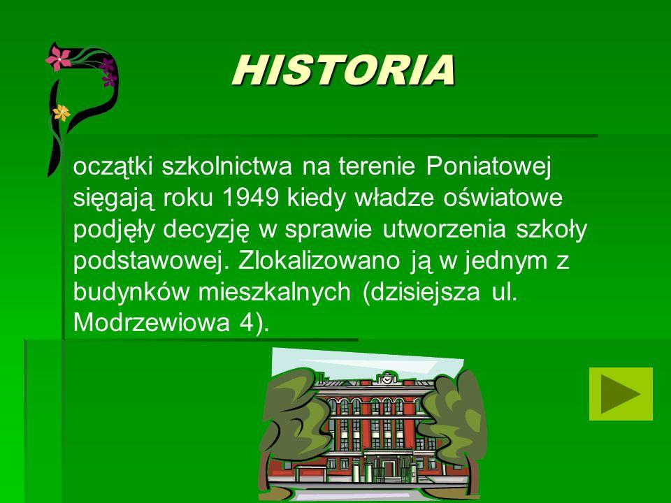 KONTAKT http://sp.poniatowa.plhttp://sp.poniatowa.pl e-mail: sp@sp.poniatowa.plsp@sp.poniatowa.pl REG: 000262823 NIP 717 13 09 564 Sekretariat czynny
