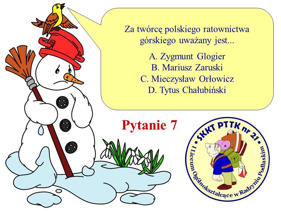 Największą polską wyspą, położoną na Jeziorze Jeziorak, jest… A.