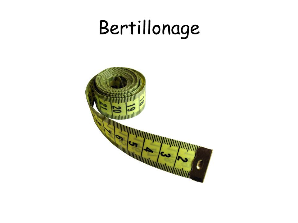 Bertillonage
