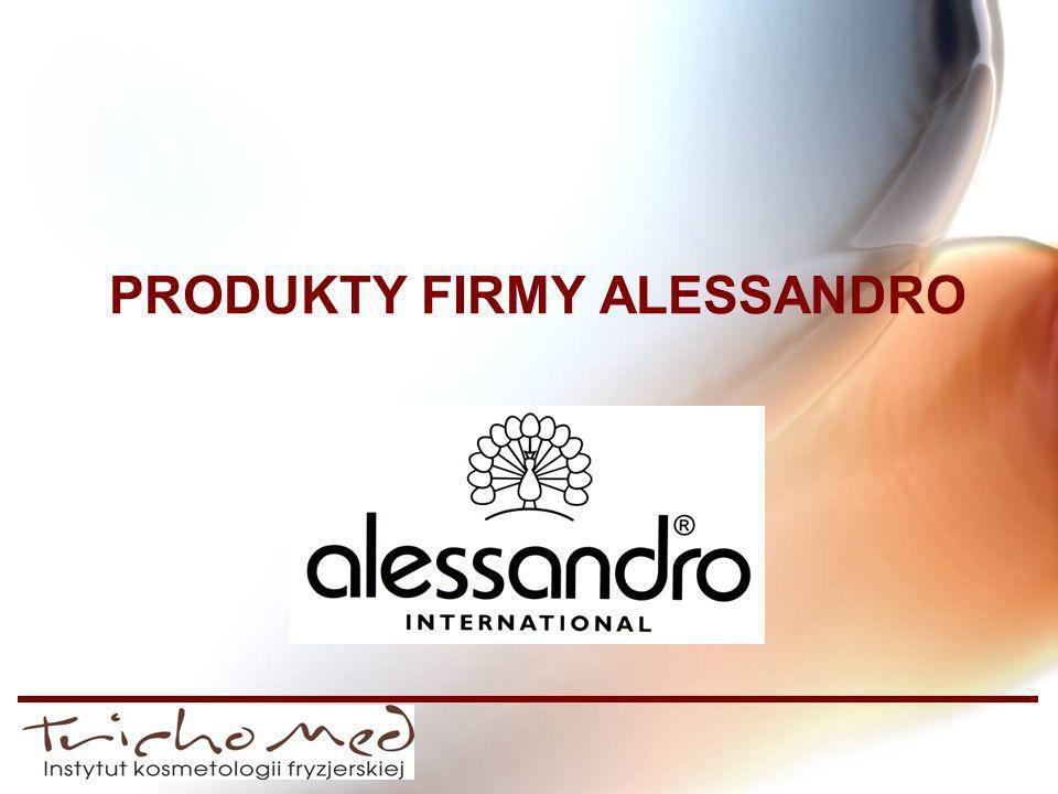 PRODUKTY FIRMY ALESSANDRO