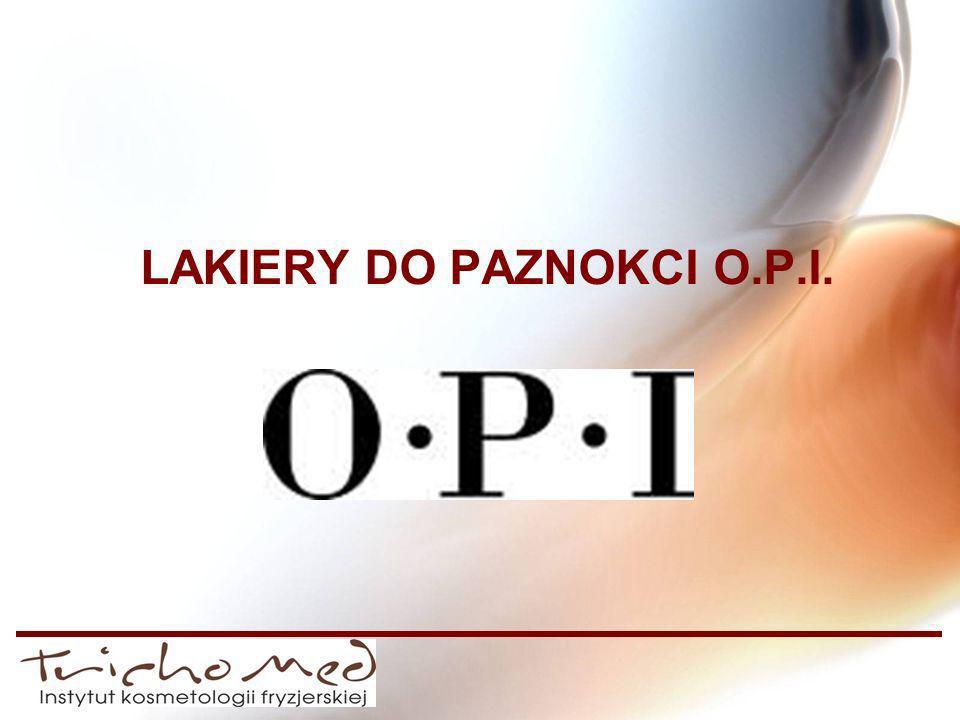 LAKIERY DO PAZNOKCI O.P.I.