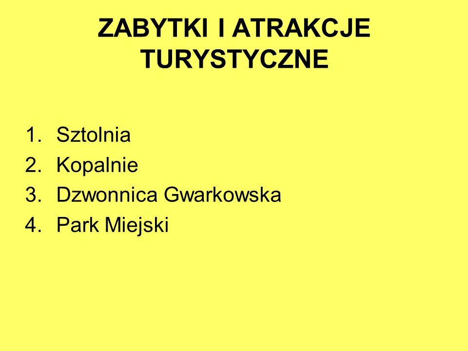 GWARKI TARNOGÓRSKI Gwarki to cykliczna impreza kulturalno- historyczno w Tarnowskich Górach, organizowana w pierwszej połowie września corocznie od 1957 roku.