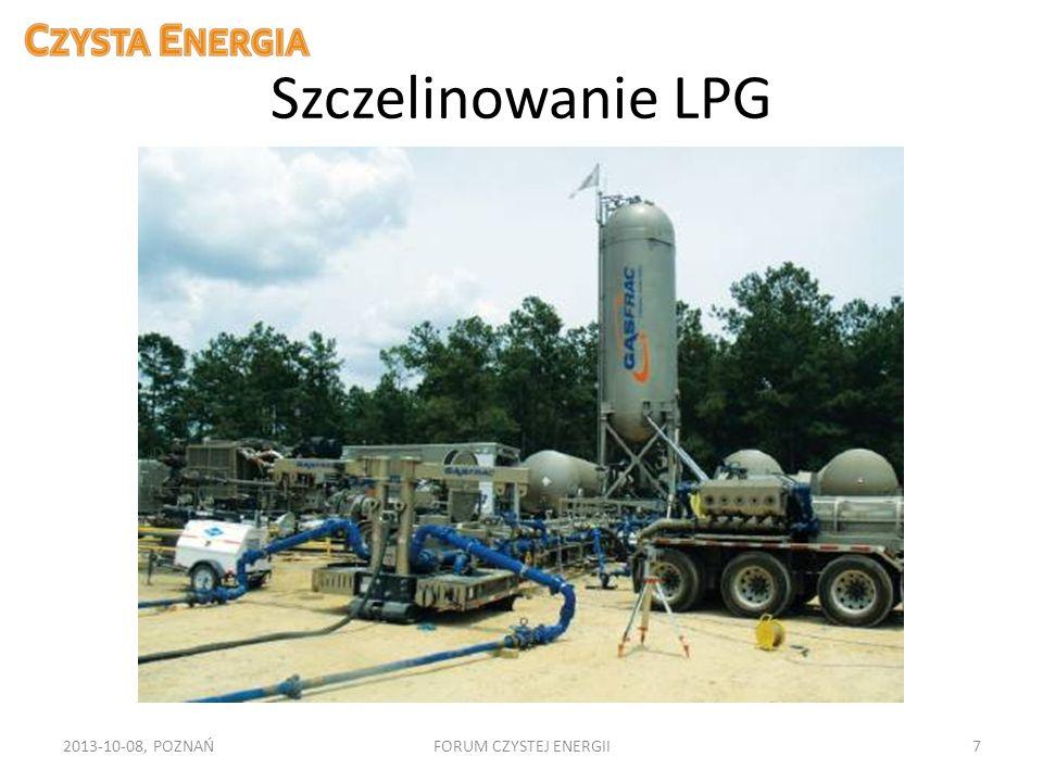 Szczelinowanie LPG 2013-10-08, POZNAŃFORUM CZYSTEJ ENERGII7