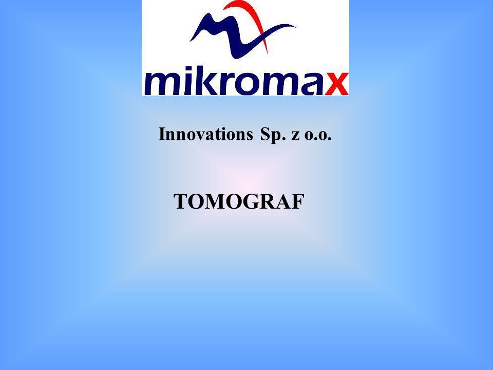 TOMOGRAF Innovations Sp. z o.o.