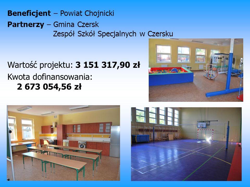Eksperymentarium – Centrum Edukacyjno – Wdrożeniowe w Chojnicach – etap II Wizualizacja eksperymentarium przy ul.