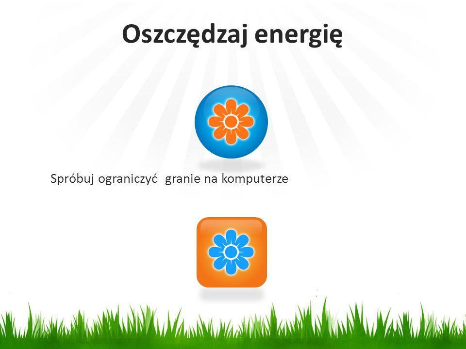 Przykładowe zużycie prądu