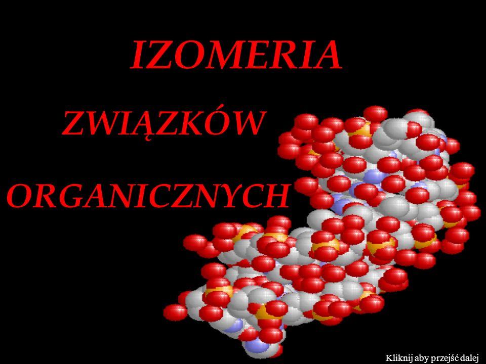 IZOMERIA CIS-TRANS – izomeria geometryczna, występuje w związkach posiadających podwójne wiązanie między atomami węgla oraz dwa różne podstawniki przy tych atomach.