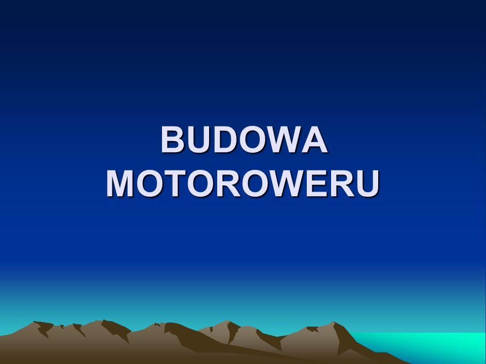 ZASADA WAŻNA DLA CIEBIE Motorowerzysta, jeśli ma 13 lat a nie ukończył 18 lat, może kierować motorowerem.