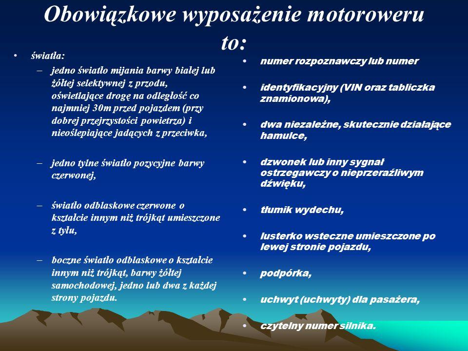OPIS MOTOROWERU (JAWKA) Jawa jest motorowerem czechosłowackim.